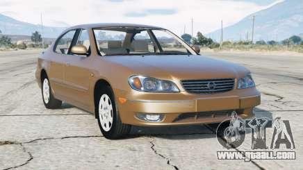 Nissan Maxima (A33) 2000 for GTA 5