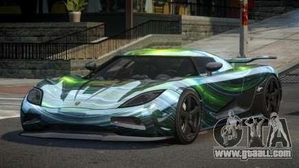 Koenigsegg Agera US S1 for GTA 4