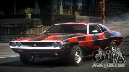 Dodge Challenger SP71 S4 for GTA 4