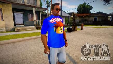 New T-Shirt - tshirtilovels for GTA San Andreas