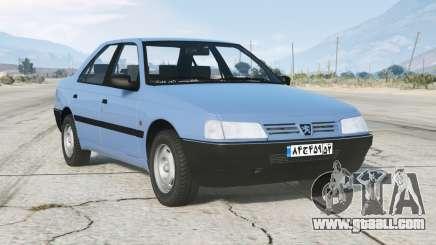 Peugeot Roa 2006〡add-on for GTA 5