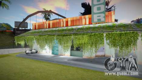 New bar Ten Green Bottles for GTA San Andreas