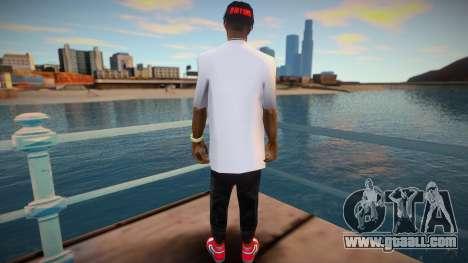 Fam2 - Supreme for GTA San Andreas