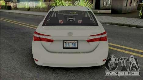 Toyota Corolla [HQ] for GTA San Andreas