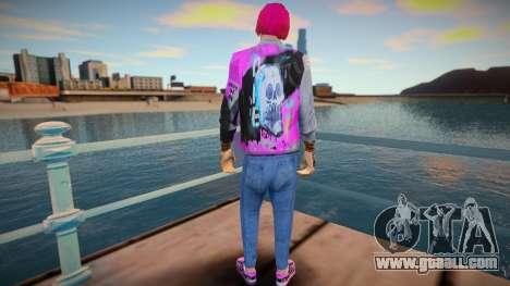 Lil Peep for GTA San Andreas