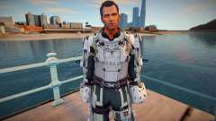 Frank West Exo Suit (from Dead Rising 4) for GTA San Andreas