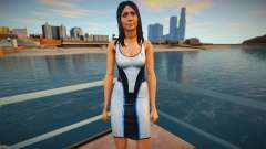 Diana Allers for GTA San Andreas