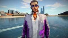 Johnny Gat - Saints Row IV for GTA San Andreas