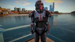 Star Wars Bad Batch: Hunter v1 for GTA San Andreas