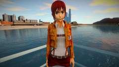 Sasha Braus - Shingeki No Kyojin for GTA San Andreas