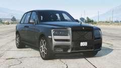 Rolls-Royce Cullinan Black Badge 2020 for GTA 5