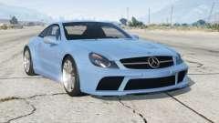 Mercedes-Benz SL 65 AMG Black Series (R230) 2008〡add-on v2.0 for GTA 5