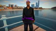 Ballas2 - LQ karate for GTA San Andreas