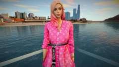 Fortnite - Athleisure Assassin Fashion Casual V1 for GTA San Andreas