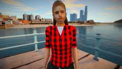 Wfyclot in cute clothes for GTA San Andreas