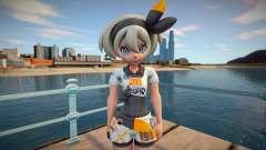 Bea - Pokemon Sword And Shield for GTA San Andreas