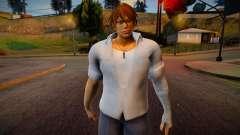 Shin Kamiya Tekken Blood Vengeance 3 for GTA San Andreas
