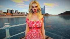 Rachel Casual for GTA San Andreas