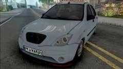 Saipa Tiba 2 Sport (Iranian Plates) for GTA San Andreas