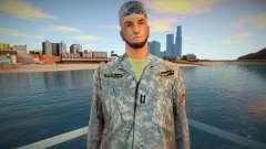 New skin Armenian soldier for GTA San Andreas