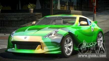Nissan 370Z GST S2 for GTA 4