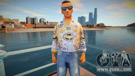 New Wuzimu by triplesix for GTA San Andreas
