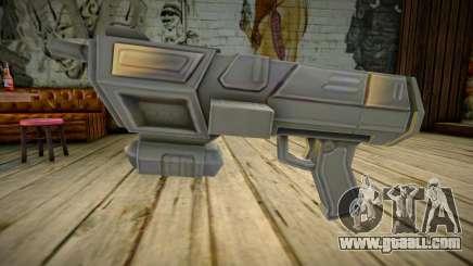 Star Wars Bad Batch: mp5lng for GTA San Andreas