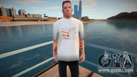 New wmybe (good skin) for GTA San Andreas