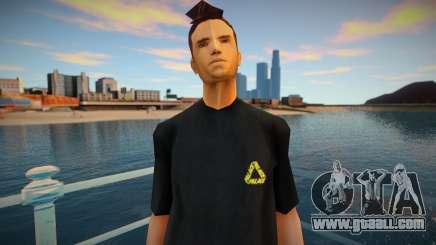 Fashionista Claude for GTA San Andreas