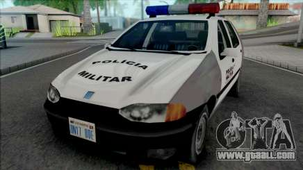 Fiat Palio 1998 PMMG for GTA San Andreas