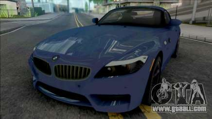 BMW Z4 sDrive35is (NFS Shift 2) for GTA San Andreas