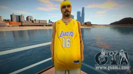 LSV1 - Lakers for GTA San Andreas