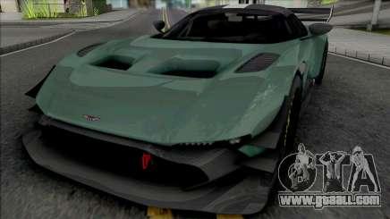Aston Martin Vulcan AMR Pro for GTA San Andreas