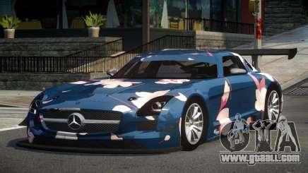 Mercedes-Benz SLS GT-I S9 for GTA 4