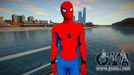 Spider-Man Custom MCU Suits v5 for GTA San Andreas