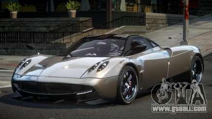 Pagani Huayra GS for GTA 4