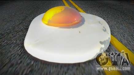 Egg Car for GTA San Andreas