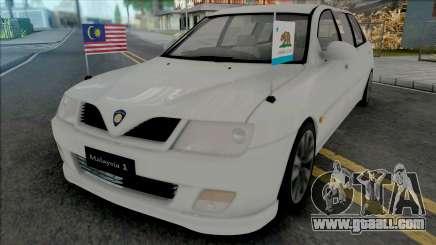 Proton Waja Limosine for GTA San Andreas