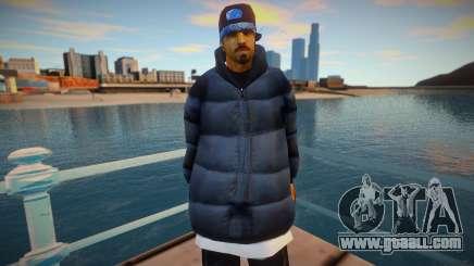 Winter bully for GTA San Andreas