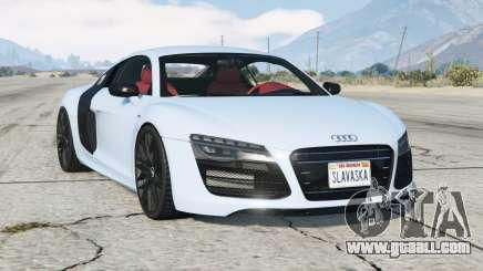 Audi R8 V10 2013〡add-on v1.2 for GTA 5