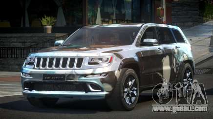 Jeep Grand Cherokee SP S7 for GTA 4