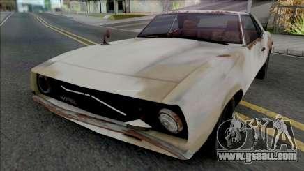 GTA IV Declasse Vigero Beater for GTA San Andreas