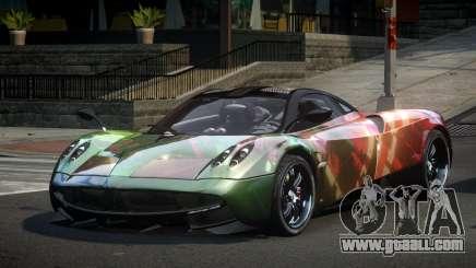 Pagani Huayra GS S1 for GTA 4