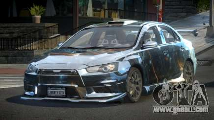Mitsubishi Evo X SP S1 for GTA 4