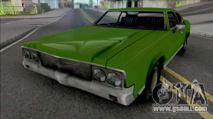 El Sabre Verde for GTA San Andreas