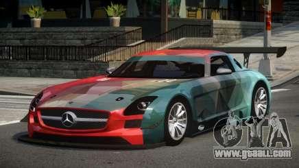 Mercedes-Benz SLS GT-I S4 for GTA 4