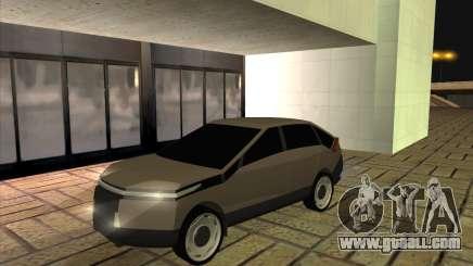 ZrK2141 for GTA San Andreas
