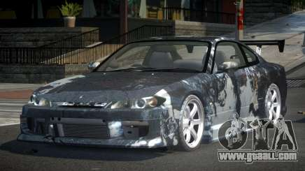 Nissan Silvia S15 Qz L2 for GTA 4