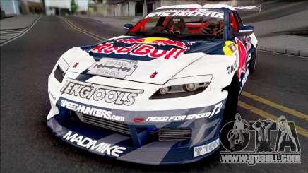 Mazda RX-8 MadMike for GTA San Andreas
