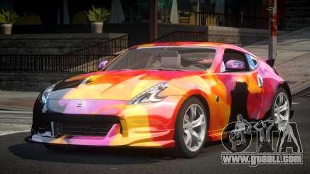 Nissan 370Z GST S5 for GTA 4